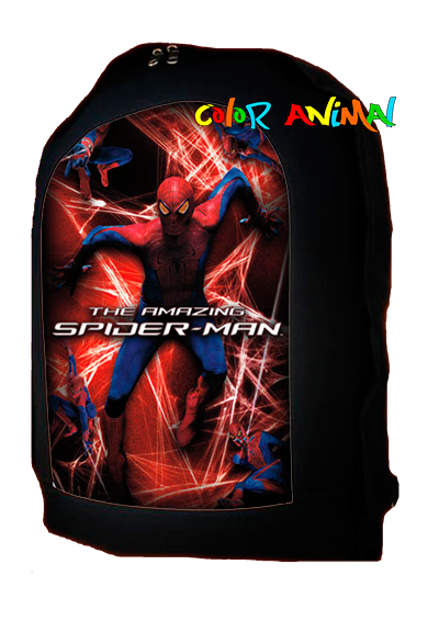 Mochila The Amazing Spiderman
