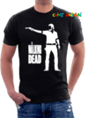 The Walking Dead Remeras Color Animal