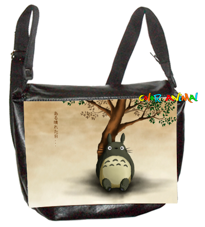 Morral de Cuerina Totoro Color Animal
