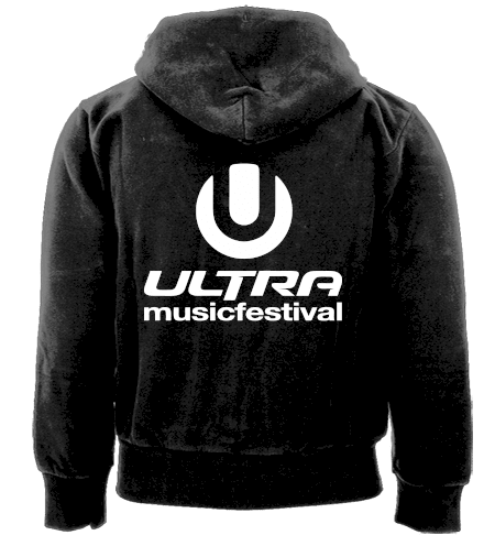 Ultra music festival Camperas Color Animal