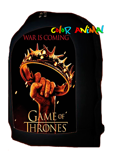 Mochila the War is Coming Game of Thrones