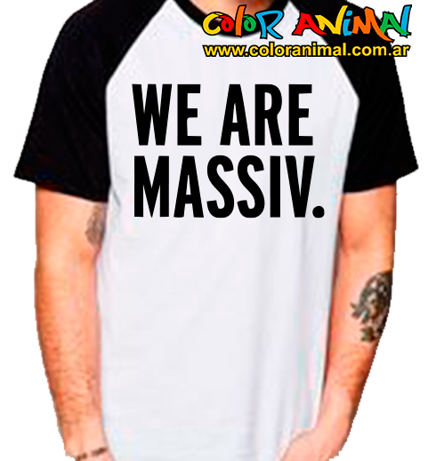We Are Massiv.