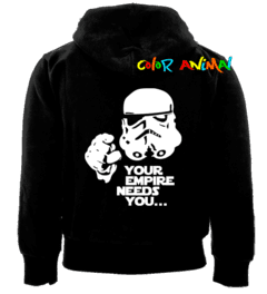 Campera Your Empire Needs You Star Wars