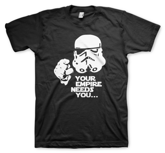 Your Empire Needs You - Star Wars