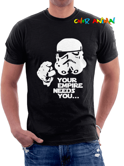 Your Empire Needs You Stormtrooper Star Wars