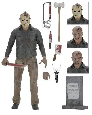Figura NECA Friday the 13tn The Final Chapter - Ultimate Jason
