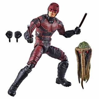 Figura Marvel Legends Daredevil (Man-thing BAF)