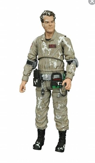 Figura Exclusiva Ghostbusters - Ray Stantz
