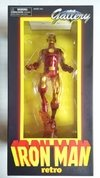 Estatua Marvel Gallery Iron Man Retro - comprar online