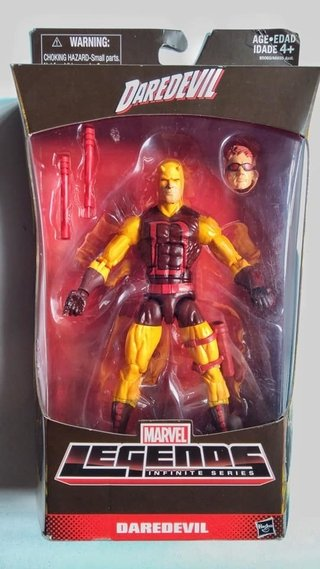 Figura Marvel Legends - Daredevil