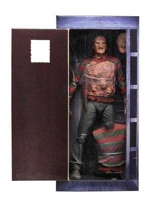 Figura NECA A Nightmare on Elm Street Freddy Krueger (Freddy's Revenge) Escala 1/4