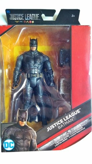 Figura DC Multiverse Justice League - Batman
