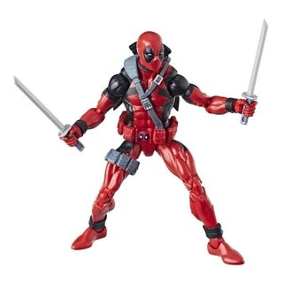 Figura Marvel Legends - Deadpool (Baf Sasquash)