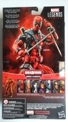 Figura Marvel Legends - Deadpool (Baf Sasquash) - Jaracov Toys