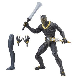 Figura Marvel Legends - Erik Killmonger (Baf Okoye)