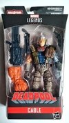 Figura Marvel Legends - Cable (Baf Sasquash) - comprar online