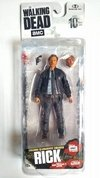Figura Exclusiva Walking Dead Series 10 - Rick Grimes - comprar online