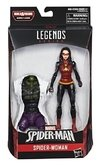 Marvel Legends - Spider Woman (Baf Lizard)