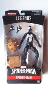 Figura Marvel Legends - Black Spiderman (baf Sandman)