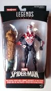 Figura Marvel Legends - Spiderman 2099 (Baf Sandman)