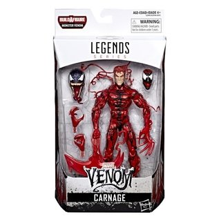 Figura Marvel Legends - Carnage (BAF Monster Venom)