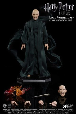 Figura Star Ace Harry Potter - Voldemort