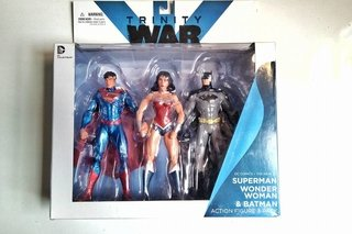 Set 3-Pack New 52: Trinity War DC Collectibles