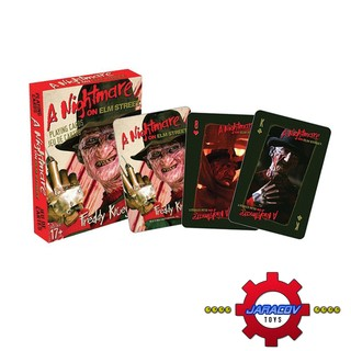Juego de cartas Nightmare on elm street