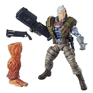 Figura Marvel Legends - Cable (Baf Sasquash)