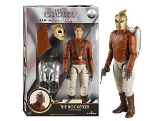Figura Funko Legacy Collection - The Rocketeer