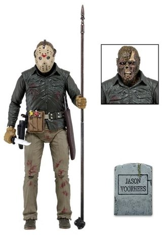 Figura NECA Friday the 13th The Part VI - Ultimate Jason