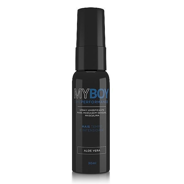 My Boy Time Performance Gel Prolongador 30ml