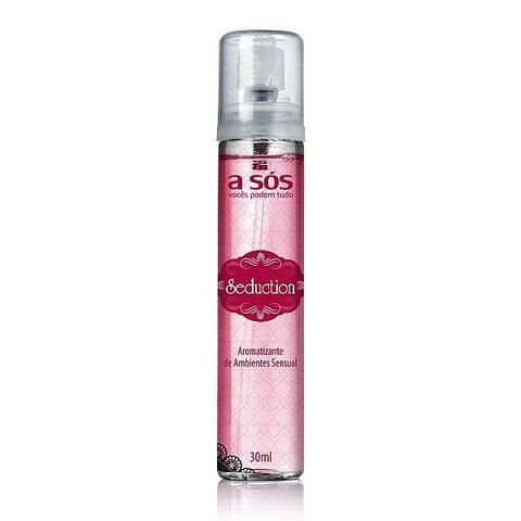 Aromatizador de ambiente A Sós Sensual Seduction - 30ml