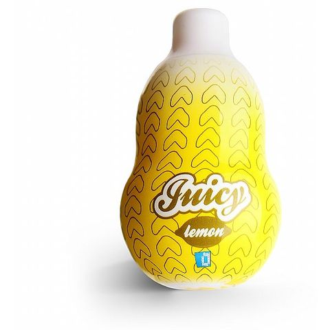Mini Masturbador Juicy Lemon - Limão na internet