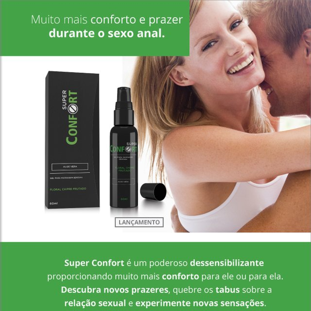 Super Confort Gel Dessensibilizante 60ml