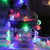 Guirnalda luces Bolitas Crystal led Multicolor 5mt