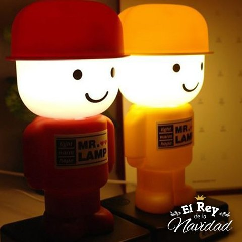 Velador Led Mr. Lamp en internet