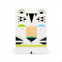 Mini-notes Tigre Blanco