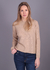 Sweater Caidas | Colores: Beige- Rosa- Marron