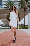 VESTIDO BUBBLE SHOULDER