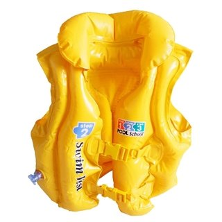 Intex Chaleco Inflable Salvavidas Flotador Mediano