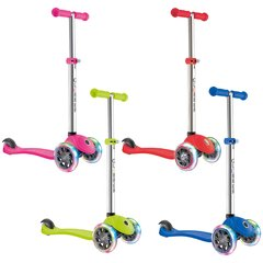 Globber Monopatín Scooter Luces Primo Lights 2017 Tienda Pepino