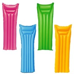 Colchoneta Inflable Colores 183x69