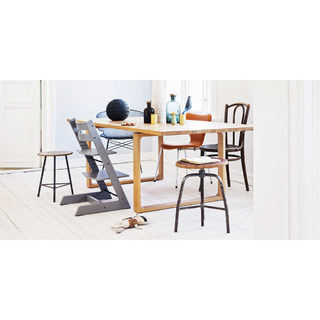 Stokke Tripp Trapp Silla Comer Bebe Regulable Whitewash en internet