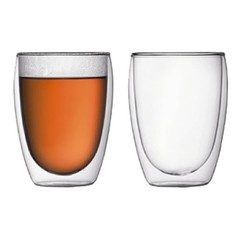 Vaso Doble Capa Tipo Bodum 330 ML