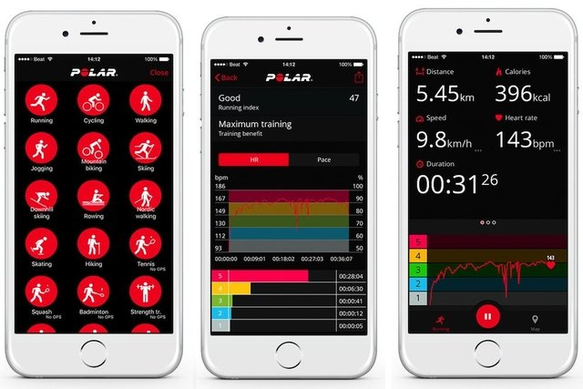 Polar H7 Black - AlterEgo Store - Tienda Virtual Colombia