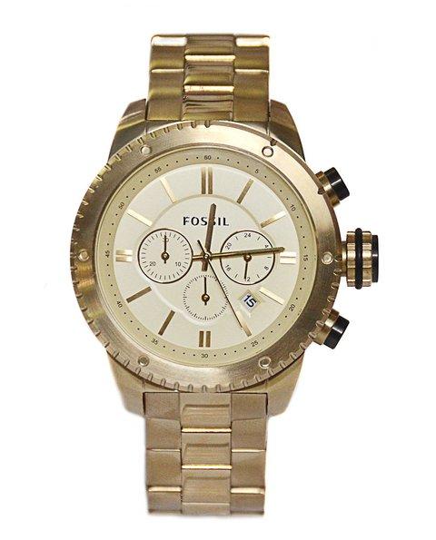 9916afbe6363 reloj fossil hombre dorado