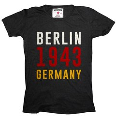 Remera Germany 1943 Black
