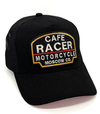 Gorra Cafe Racer Black