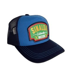 Gorra Sinaloa Green Blue